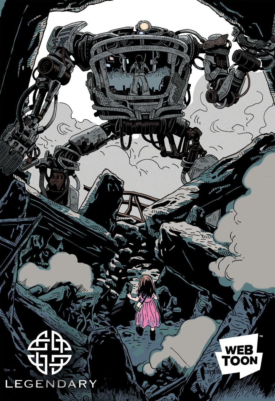 Comics/Books Pacific Rim - Kaiju Battle