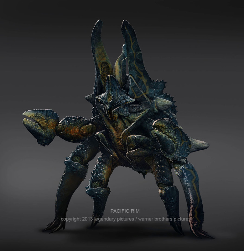 Creature Feature - Kaiju Battle Pacific Rim Kaiju Category 3